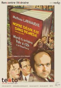 Rencontre avec Mathieu LARNAUDIE