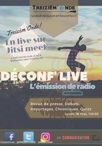 Déconf'Live